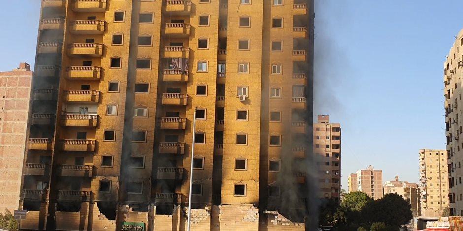 محافظة الجيزة ترفض طلب تصالح عقار فيصل المحترق وتحول المسئولين للتحقيق