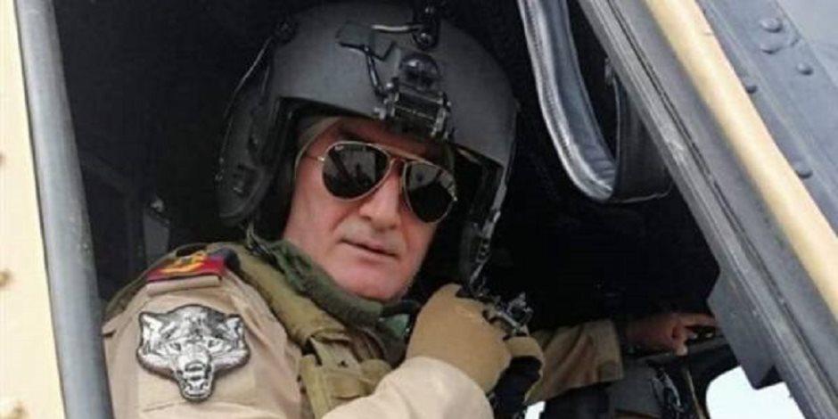 تفكيك عبوة ناسفة وضعت أمام منزل قائد طيران الجيش العراقي