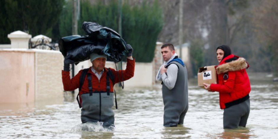 العالم هذا المساء: فيضانات عارمة تجتاح جنوب فرنسا.. انتشال 18 جثة وفقدان 200 آخرين إثر انهيار جليدي بالهند