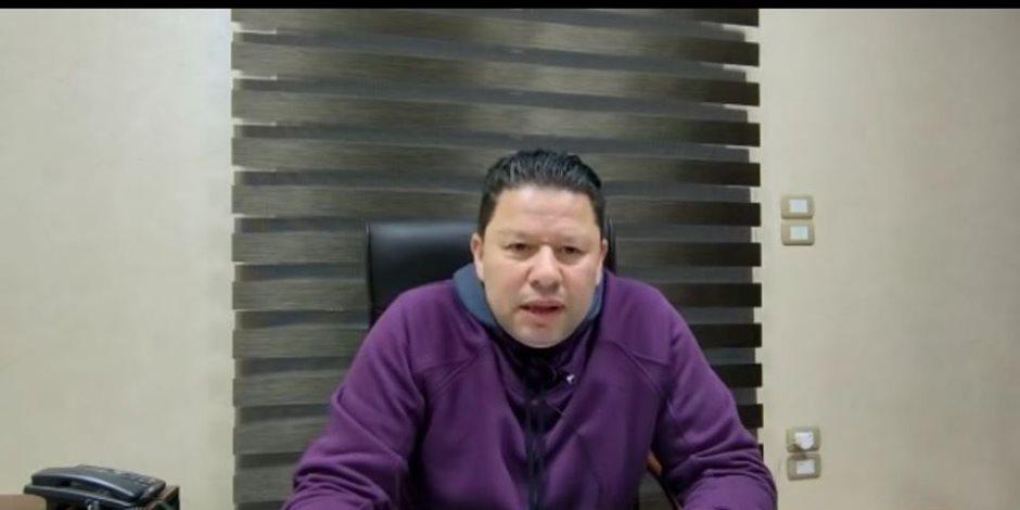 """القانون هو الفيصل.. بلاغ ضد رضا عبدالعال بعد اتهام ثلاثي الأهلي بالانتماء لـ""""الإخوان"""""""