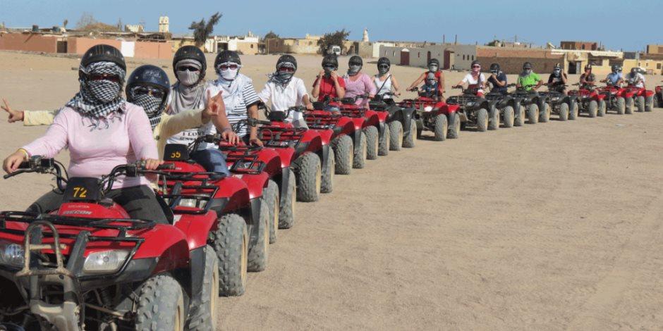 السياحة: منع تنظيم رحلات السفاري والأنشطة البحرية لسوء الأحوال الجوية