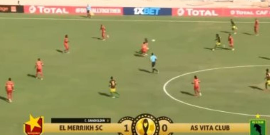 الأهلي «تايه» أمام سيبما في الشوط الأول.. هدف صاروخي للفريق التنزاني