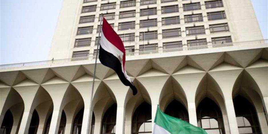 الخارجية: وفدا مصر وقطر يجتمعان بالكويت للاتفاق على آلية تعاون بعد قمة العلا