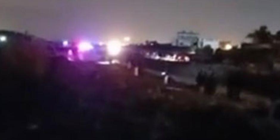 حادث غرق مركب الاسكندرية.. الإنقاذ تواصل البحث عن الجثث وغطاسون متطوعون ينضمون إلى الفريق