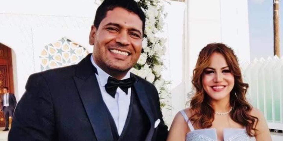 """حفل زفاف الإعلامي """"محمد مرعي"""" و""""نورة معين"""" بحضور حشد كبير من الشخصيات العامة"""