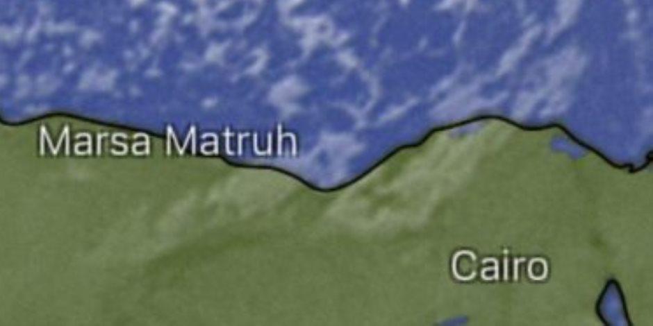 لا تخافوا ولكن احذروا.. صور من الأقمار الصناعية تكشف: سحب ممطرة على هذه المناطق