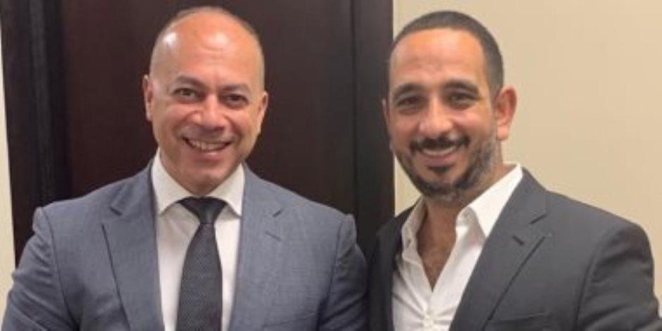 المتحدة تتعاقد مع طارق الجناينى على مسلسل ريهام حجاج لعرضه في رمضان المقبل