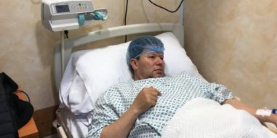 رضا عبد العال يخضع لعملية جراحية.. ويطالب متابعيه بالدعاء له