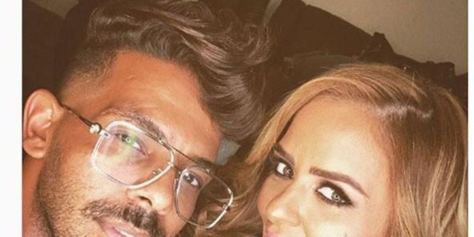 أجمال من بطلات مسلسلاتهم.. زوجات الفنانين العرب «جاذبية سوبر»