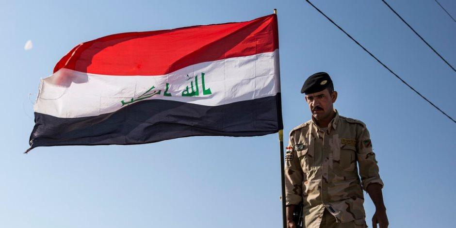 الجيش العراقي ينفي تبادل المعلومات مع الولايات المتحدة الأمريكية بشأن ضربة سوريا