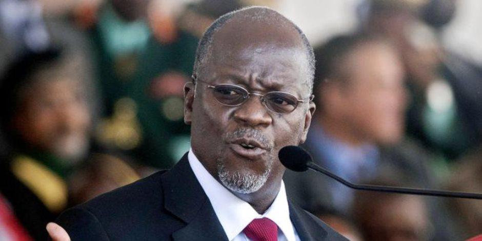 نائب رئيس تنزانيا يعلن وفاة الرئيس جون ماجوفولي