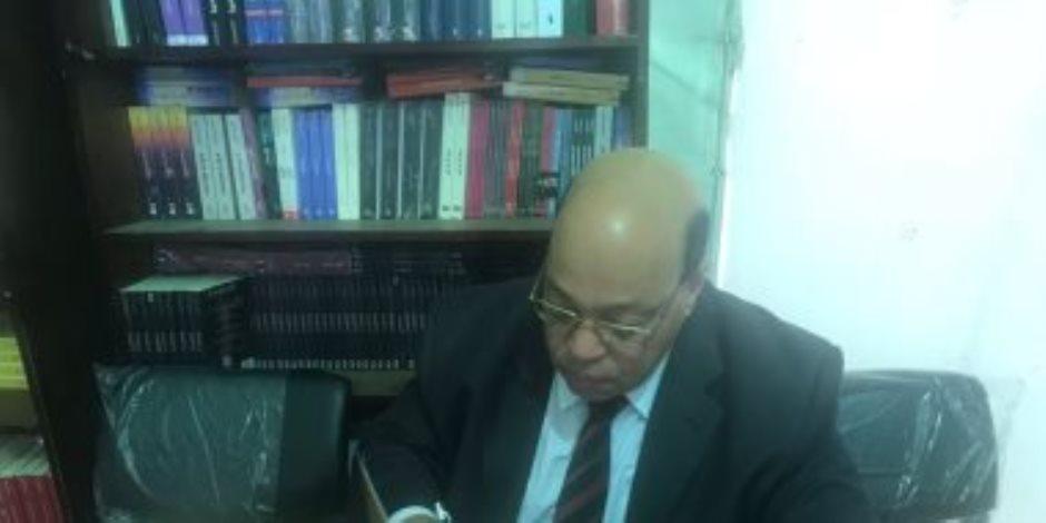 رحيل الدكتور شاكر عبد الحميد إثر إصابته بفيروس كورونا