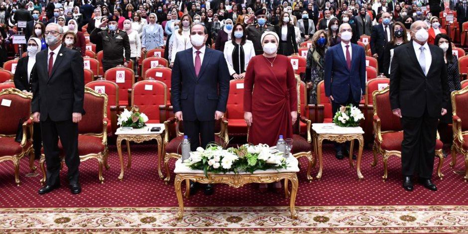 الرئيس يدعو المواطنين للالتزام بالإجراءات الاحترازية في مواجهة كورونا