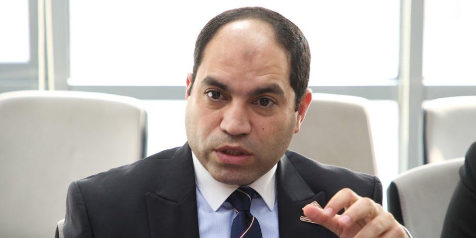 عمرو درويش نائب التنسيقية يتقدم بطلب إحاطة بشأن تصادم قطارى سوهاج