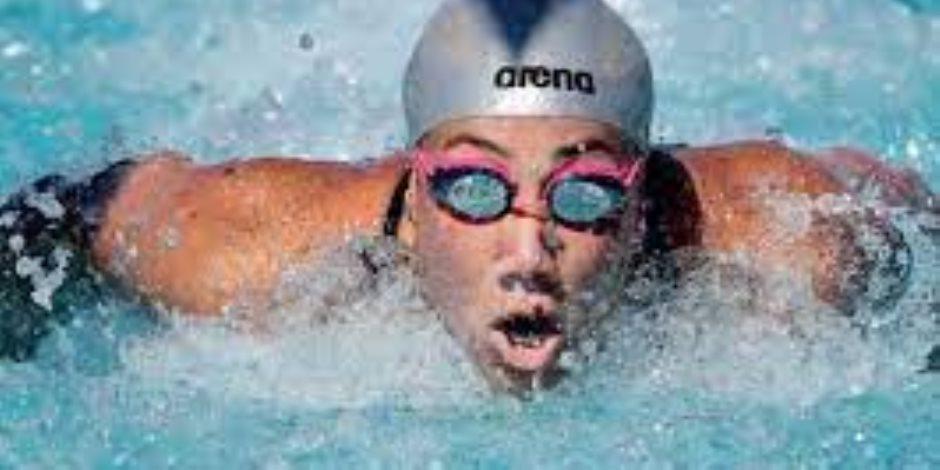 فريدة عثمان صائدة الجوائز بالاولمبياد تتأهل لمنافسات الألعاب الأولمبية المقبلة باليابان (صور
