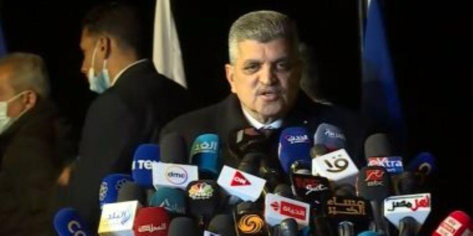 رئيس هيئة قناة السويس يكشف البشرى الأكبر في الشرق الأوسط