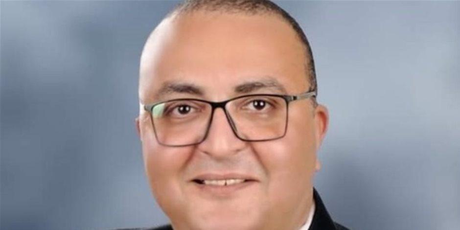 """النائب عمرو عزت:  الصور تثبت أن تصريحات محافظة الجيزة حول سوق الثلاثاء """" حبر على ورق """""""