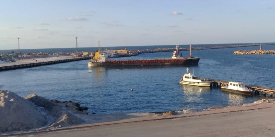 «قناة السويس» تكشف حجم الحركة الملاحية بموانئ المنطقة خلال 48 ساعة