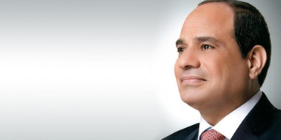 الرئاسة في أسبوع: قمة مصرية تونسية.. ورسالة للعاهل الأردني