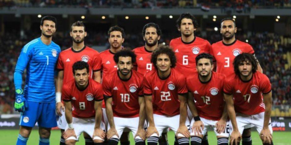«كاف» يعلن مواعيد مباريات منتخب مصر في التصفيات المؤهلة لكأس العالم