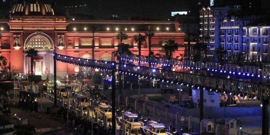 مصر تبهر العالم.. ماذا قالت الصحف العالمية اليوم عن موكب المومياوات الملكية؟