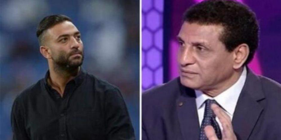 """""""ميدو"""" يفضح فاروق جعفر بشأن تدمير الزمالك.. والأخير يرد: ليس في وعيه نهائيًا"""