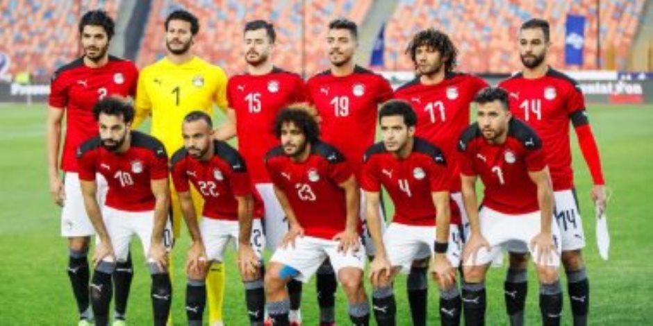 منتخب مصر يتقدم 3 مراكز وبلجيكا تحتفظ بالصدارة فى تصنيف الفيفا الشهري