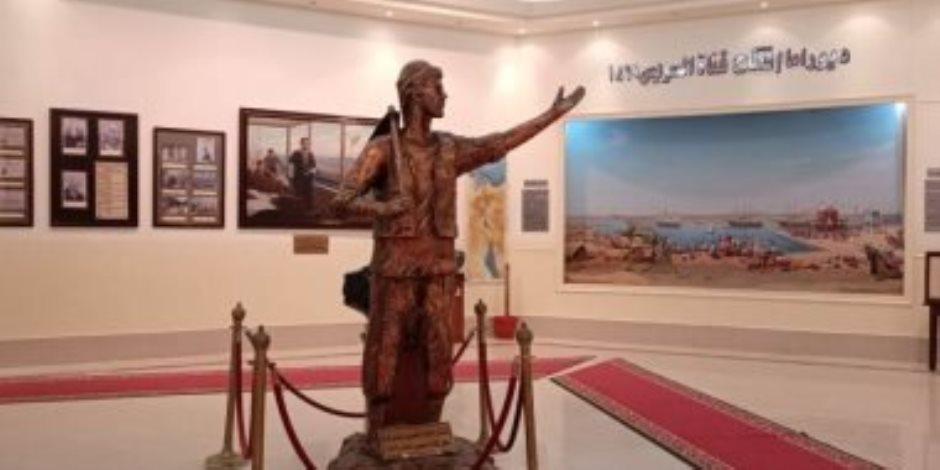 مساحته 7000 متر .. المتحف الحربي ببورسعيد شاهد علي تاريخ الشعب المصري