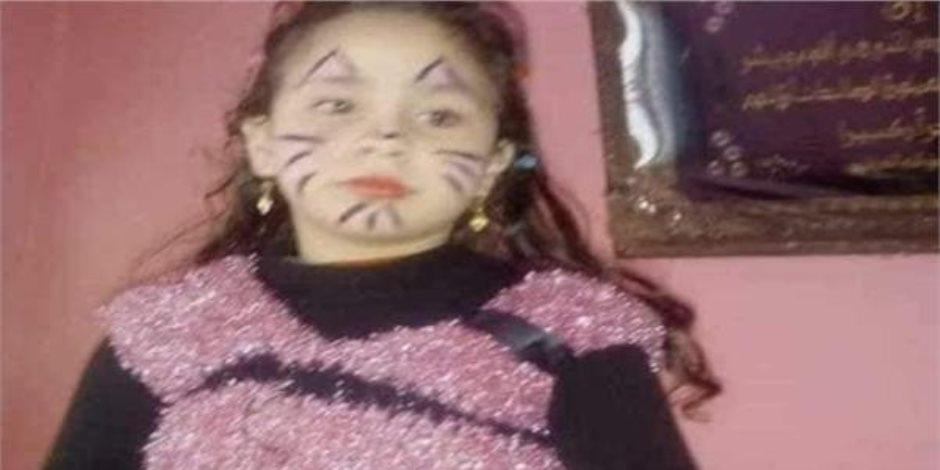 """النيابة العامة تأمر بحبس قاتل الطفلة """"ريماس"""" فى دكرنس 4 أيام"""