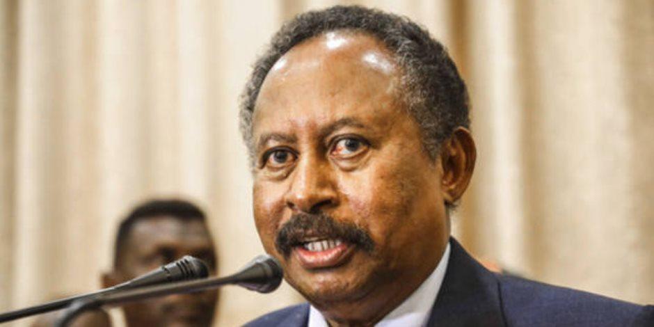 رئيس وزراء السودان: إثيوبيا أدخلت سد النهضة في تعقيدات سياستها الداخلية