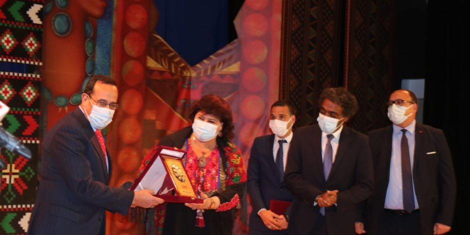 افتتاح قصر ثقافة العريش وسط احتفالية شعبية بمشاركة 8 محافظات (صور)