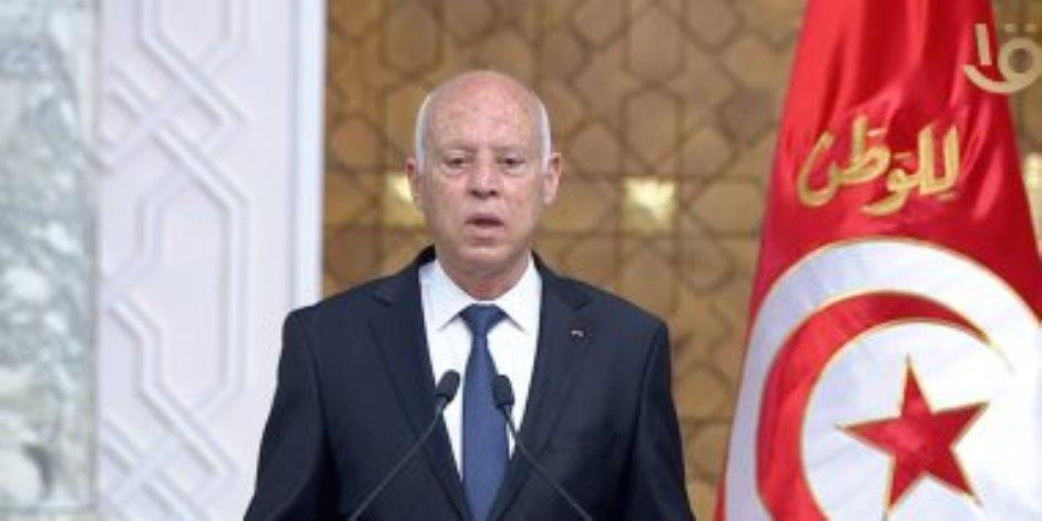 رئيس تونس لوزير الخارجية الأمريكي: نحرص على احترام الشرعية والحقوق والحريات