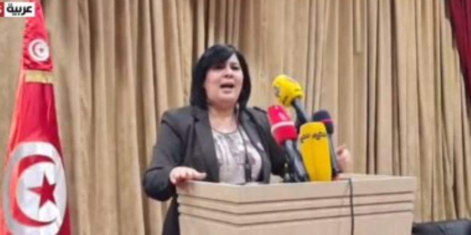 على خطى الرئيس التونسي.. رئيسة الحزب الدستوري الحر في تونس تؤكد: الأمن المائي المصرى أمننا