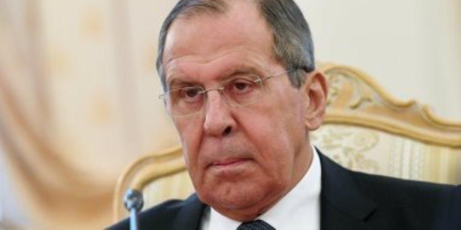 وزير خارجية روسيا: نرفض المساس بالحقوق المائية التاريخية لمصر فى مياه النيل