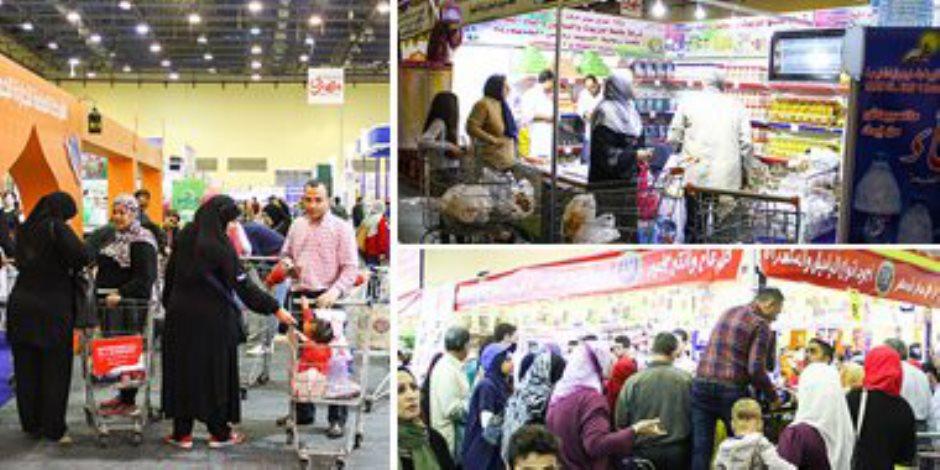 """تعرف علي أخر موعد لمعرض """"أهلا رمضان"""" الرئيسي بمركز القاهرة الدولى للمؤتمرات"""