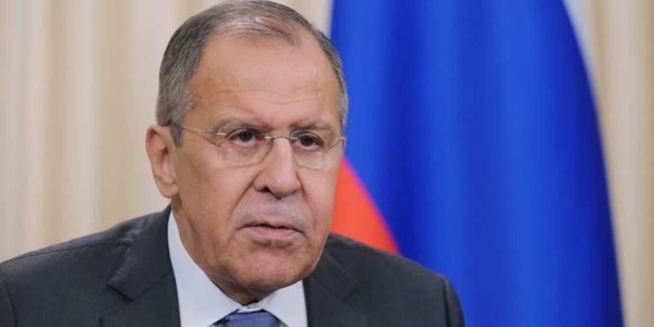 وزير الخارجية الروسي محذرا أمريكا : تجاوز الخطوط الحمراء سيجعلنا نعيش في ظروف حرب باردة أو ظروف أسوأ من ذلك