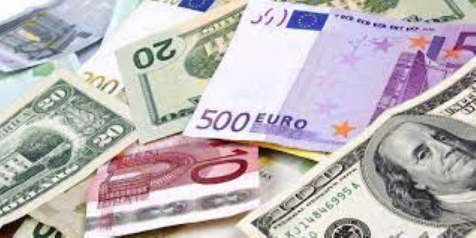أسعار العملات الأجنبية والعربية اليوم الثلاثاء27 أبريل 2021