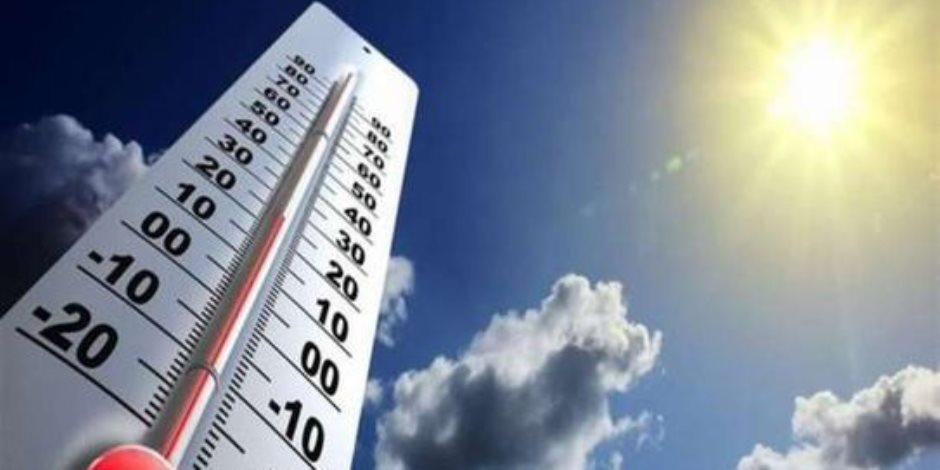 الأرصاد: طقس اليوم مائل للحرارة والعظمى بالقاهرة 29 درجة
