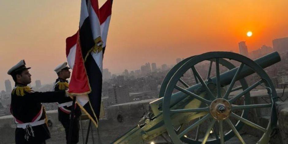 اليوم مدفع رمضان ينطلق من جديد من قلعة صلاح الدين الأيوبى بعد توقف 30 عاما