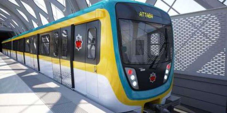 """""""الأنفاق"""": بدء أعمال حفر وإنشاءات محطات مترو الهرم"""