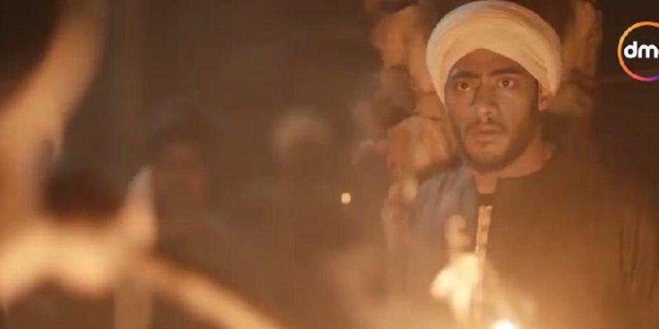 مسلسل موسى الحلقة الثالثة.. محمد رمضان ينتقم لوالدته بحرق حميد