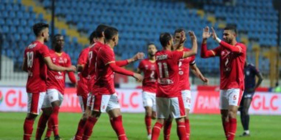 الأهلى vs الترجى.. الأحمر يرفع شعار الثأر الكروي