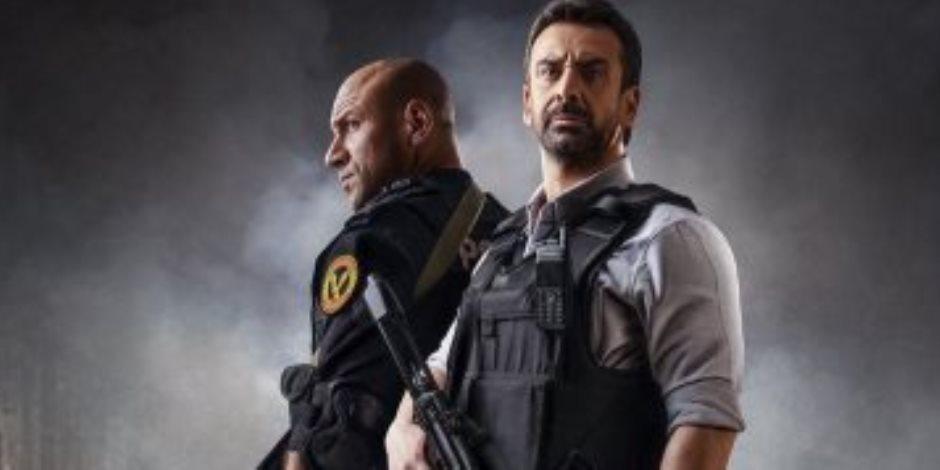 """الاختيار 2 الحلقة 8.. محاولة اغتيال وزير الداخلية.. و""""الضابط الخائن"""" يساعد الإرهابيين في إغتيال الشهيد """"مبروك"""""""