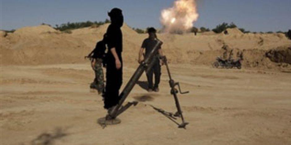 قذائف هاون تتسقاط على ثكنة عسكرية للجيش العراقي فى الأنبار