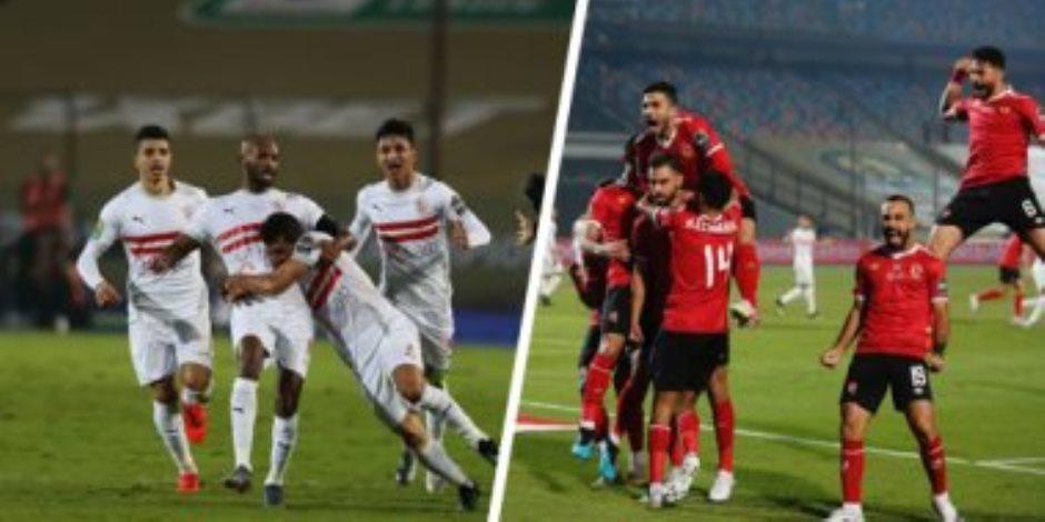 المارد الأحمر يحقق الفوز علي القلعة البيضاء .. موسيماني تلاحم المباريات يزيد الإصابات