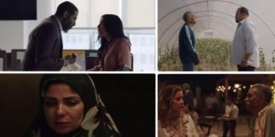"""الحلقة الثامنة من """"لعبة نيوتن"""".. صدمة محمد ممدوح بعد علمه بسكن مني ذكي مع شاب"""