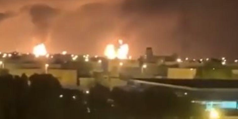 بعد سقوط صواريخ بمحيط مطار بغداد الدولى.. الأمن العراقى يعلن عدم وجود خسائر بشرية