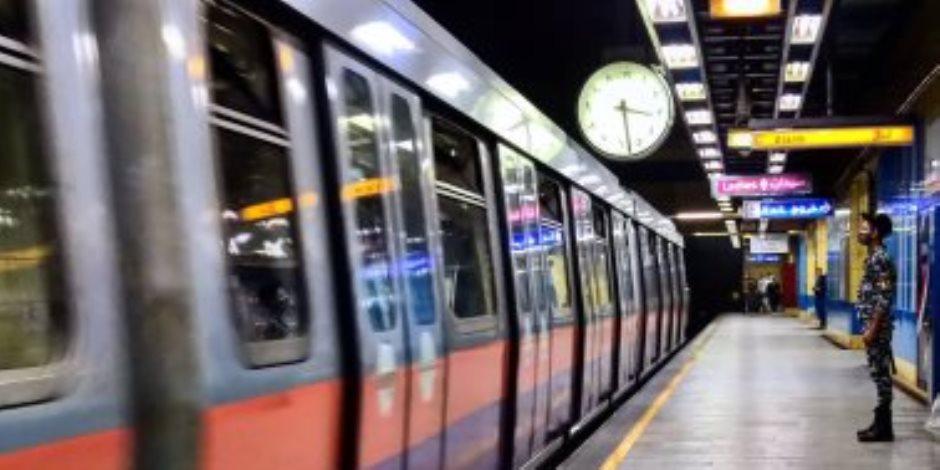 المترو يخصص خط ساخن للإبلاغ عن الأعطال خلال أيام عيد الأضحى