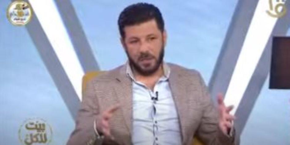"""إياد نصار يتحدث لـ""""البيت الكبير"""" عن تفاصيل أدائه شخصية الشهيد محمد مبروك: عائلته أخبروني أنه كان يحبني كممثل"""