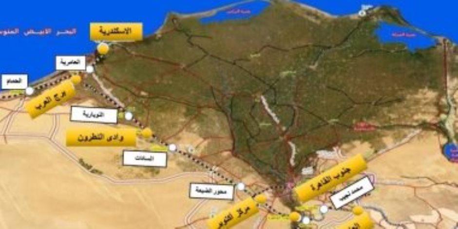 بسرعة تصميمية تصل إلى 250 كم /س.. مسار ثاني قطار سريع من أكتوبر حتى أسوان